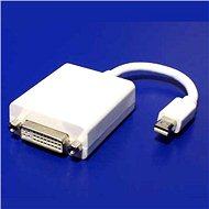 ROLINE mini DisplayPort (M) --> DVI-I (F), zlacené konektory - Redukce