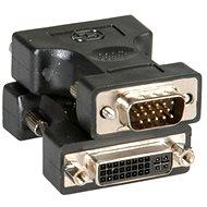 ROLINE VGA-DVI, DVI-A(F) - MD15HD - Redukce