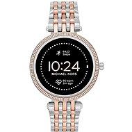 Michael Kors MKT5129 Darci Gen 5E 43mm Multi Color Nerezová ocel - Chytré hodinky