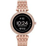 Michael Kors MKT5128 Darci Gen 5E 43mm Rose Gold Nerezová ocel - Chytré hodinky