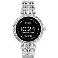Michael Kors MKT5126 Darci Gen 5E 43mm Silver Nerezová ocel - Chytré hodinky