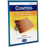 COSMOS hřejivá náplast na bolest zad jemná s kapsaicinem 12,5 × 15 cm - Náplast