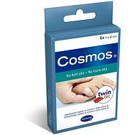 COSMOS hydrokoloidní náplast na léčbu kuřího oka 1,7 × 4 cm 6 ks - Náplast