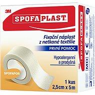 3M™ Spofaplast® 732 Nonwoven Fixing Plaster - SPOFAPOR, 12 pcs/pack - Plaster