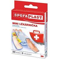 3M™ Spofaplast® 602 Mini lékárnička Mix, 20 ks - Zdravotnický prostředek