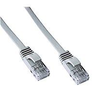 Datacom CAT6 UTP Flat 0.5m - Síťový kabel