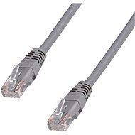 Datacom CAT5E UTP šedý 30m - Síťový kabel