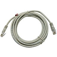 Datacom CAT5E UTP křížený (cross) 3m - Síťový kabel