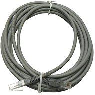 Datacom CAT5E UTP křížený (cross) 5m - Síťový kabel