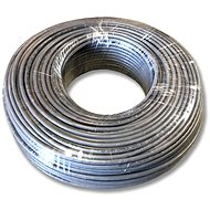 Síťový kabel Datacom, drát, CAT5E, UTP, 100m - Síťový kabel