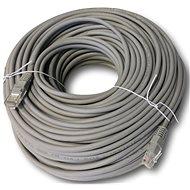 Datacom licna (lanko), CAT5E, UTP, 50m, koncovky RJ45 - Síťový kabel