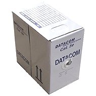 Datacom, drát, CAT5E, FTP, LSOH, 305m/box - Síťový kabel