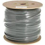 Datacom drát, CAT6, FTP, PVC, 305m/cívka - Síťový kabel