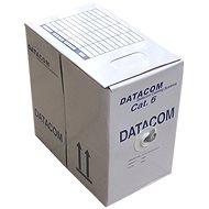 Datacom, drát, CAT6, UTP, 305m/box - Síťový kabel