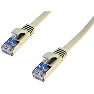 Datacom CAT6 FTP Flat 0,5m - Síťový kabel