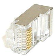 ROLINE 10-pack, RJ45, CAT5, STP, 8p8c, stíněný, na kabel - Konektor