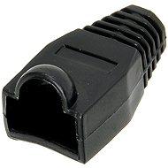 10-pack, plastová, černá,OEM, RJ45 - Krytka konektoru