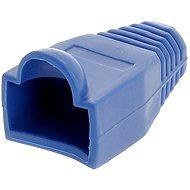 10-pack, plastová, modrá,Datacom, RJ45 - Krytka konektoru