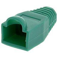 10-pack, plastová, zelená,Datacom, RJ45 - Krytka konektoru