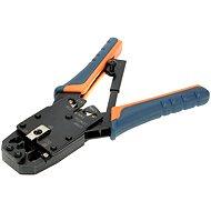 PROFI, krimpovací, pro konektory RJ10, RJ11, RJ12, RJ45 - Kleště