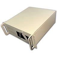 "DATACOM 19"" Case IPC 4U/485mm GY bez PSU"