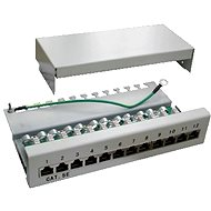 Datacom CAT5E 12 portů - Patch panel