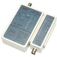 Cable Tester ST-248 pro sítě UTP/STP - RJ45 - Nástroj