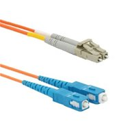 DATACOM LC-SC 09/125 SM 20m duplex - Optický kabel
