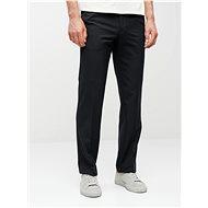 BURTON MENSWEAR LONDON Black striped tailored fit pants - Trousers