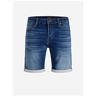 Jack & Jones Blue denim shorts Rick - Shorts