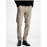 Lindbergh Beige Chino Trousers - Trousers
