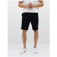 Lindbergh Black Plaid Shorts - Shorts