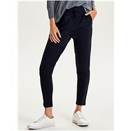 ONLY Tmavě modré kalhoty Poptrash - Kalhoty