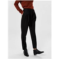 Selected Femme Black Trousers Bio - Trousers