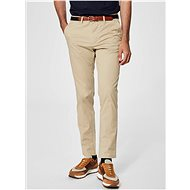 Selected Homme Beige slim fit chino pants Yard - Trousers