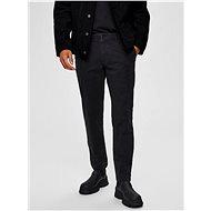 Selected Homme Černé chino kalhoty New Paris - Kalhoty