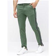 Shine Original Green chino pants - Trousers