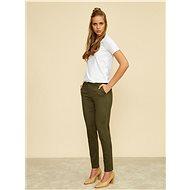 ZOOT Baseline Heather Women's Slim Fit Trousers, Khaki - Trousers
