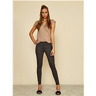 ZOOT Baseline Anna Women's Slim Fit Trousers, Grey - Trousers