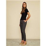 ZOOT Baseline Heather Women's Slim Fit Trousers, Grey - Trousers