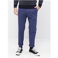 ZOOT Modré pánské chino kalhoty Franco - Kalhoty