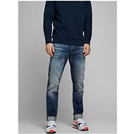 Jack & Jones Blue tapered fit jeans Fred - Jeans