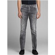 Jack & Jones Grey Regular Fit Jeans Clark - Jeans