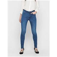 Jacqueline de Yong Blue skinny fit Polli jeans - Jeans