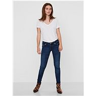 Noisy May Blue skinny jeans Eve - Jeans