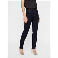 Noisy May Dark blue slim fit Lizzie jeans - Jeans