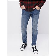 ONLY & SONS Blue Skinny Fit Jeans Warp - Jeans