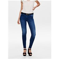 ONLY Blue shape up skinny fit Carmen jeans - Jeans