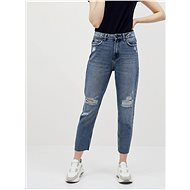 ONLY Blue straight fit jeans Emily - Jeans
