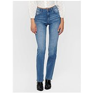 ONLY Blue Straight Fit Jeans Nahla - Jeans